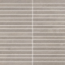 Millennium Iron Mosaico Strip 30x30 cm