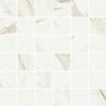 Trevi White Mosaico 30x30 cm