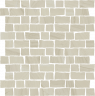 Charme Advance Silk Mosaico Raw 30x30 cm