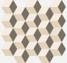 Элемент Мозаика Куб Ворм 30.5x33 cm